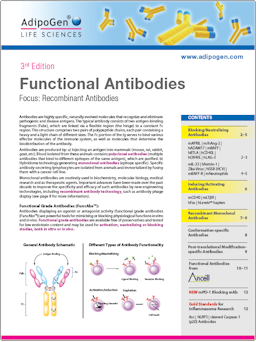 Functional Antibodies Adipogen